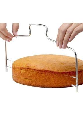 Nar kalıp Paslanmaz Pasta Kek Kesme Testeresi 0