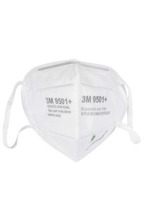 3M 9501v N95 Maske ( 5 Adet ) 2