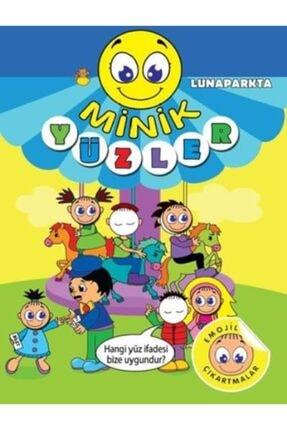Revzen Kitap Minik Yüzler Lunaparkta 0