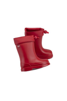 IGOR W10100 Chufo Cuello-005 Kırmızı Unisex Çocuk Yağmur Çizmesi 100386301 3