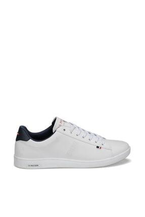 Polo FRANCO 9PR Beyaz Erkek Sneaker Ayakkabı 100417859 0