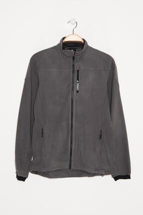adidas Kadın Outdoor Sweatshirt - W Tivid Fl Jkt - Bp9466 3