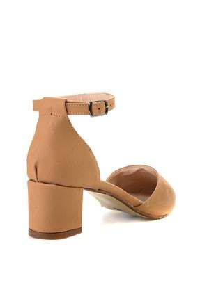 Bambi Camel Kadın Ayakkabı L0503720071 3
