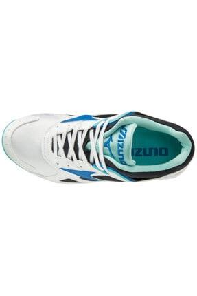 Mizuno Sky Medal Unisex Günlük Giyim Ayakkabısı Beyaz 3