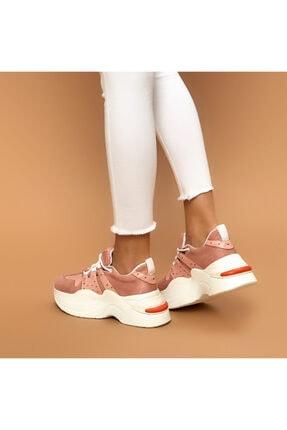 Butigo Arkin Pudra Kadın Sneaker 1