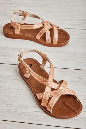 Bambi Rose Kadın Sandalet L0642830010 0