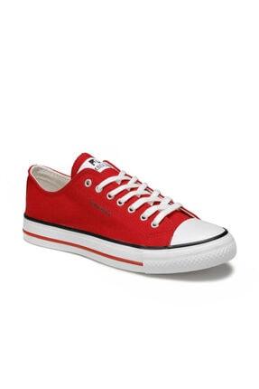 Lumberjack Maxwell Kırmızı Erkek Kalın Taban Sneaker Spor Ayakkabı 0
