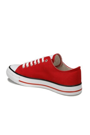 Lumberjack Maxwell Kırmızı Erkek Kalın Taban Sneaker Spor Ayakkabı 2