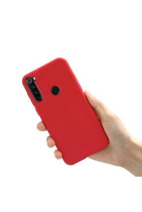 Teknoçeri Redmi Note 8 Içi Kadife Lansman Silikon Kılıf 2