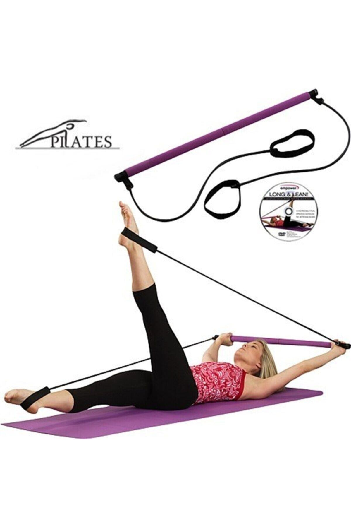 Jimnastik Çubuğu (Plates Barı) Taşınabilir