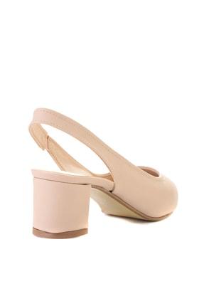 Bambi Nude Kadın Ayakkabı L0503721071 3