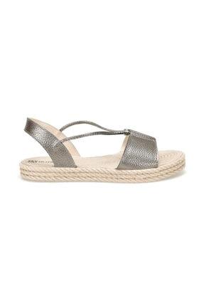 Butigo 19s-463 Antrasit Kadın Sandalet 100381388 1