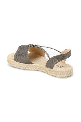 Butigo 19s-463 Antrasit Kadın Sandalet 100381388 2