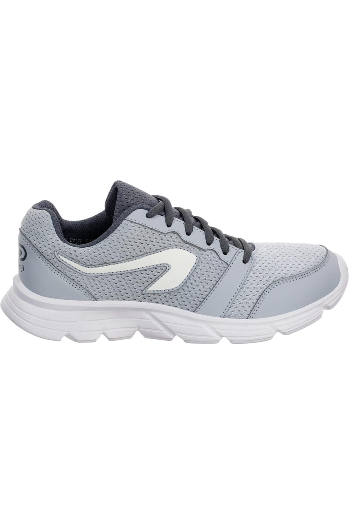Kadın Gri Koşu Spor Ayakkabı Run 100