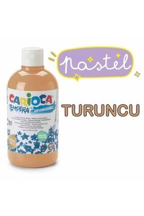 Carioca Tempera Pastel Renkler Yıkanabilir Sulu Boya Seti 6 Renk X 500 ml. 3