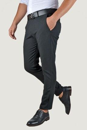 Terapi Men Erkek Keten Pantolon 9y-2200195-002 Siyah 3