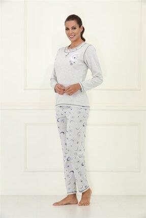 Etoile % 100 Pamuklu Pijama Takımı S - 5xl Beden Arası / 98074 0