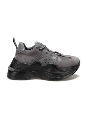 Butigo ARKİN Gri Kadın Outdoor Ayakkabı 100525589 1
