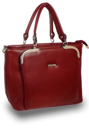تصویر از کیف بندی مردانه قرمز