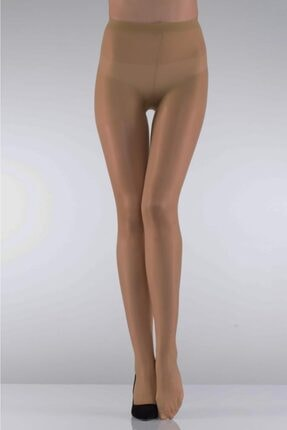 İTALİANA Italiana 1106 Kadın Fit 15 Den Burunsuz Külotlu Çorap 0
