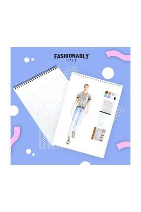 Atölye İzmir Fashionably Portfolio Male A3 1