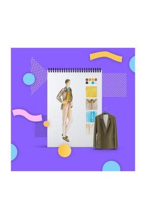 Atölye İzmir Fashionably Portfolio Male A3 2