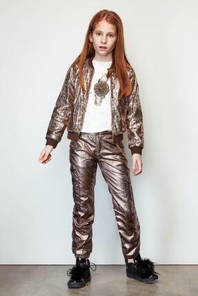 Picture of Kız Çocuk Kahve Pantolon