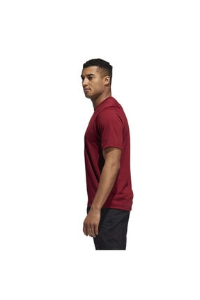 adidas Fl_tec Z Ft Hea Erkek Kırmızı Antrenman Tişört Eb9428 2