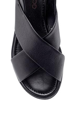 Derimod Kadın Deri Sandalet 4