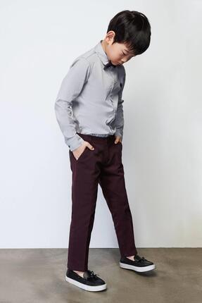 Erkek Çocuk Bordo Pantolon resmi