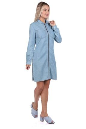 BNY JEANS Kadın Jean Elbise 1