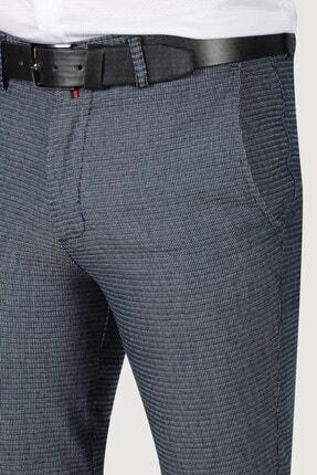 Terapi Men Erkek Keten Pantolon 9k-2200226-008 Lacivert 2