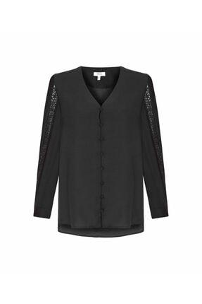 İpekyol Güpür Şeritli Bluz 4