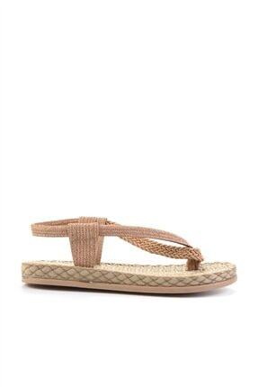 Bambi Bej Kadın Sandalet L0823130016 1