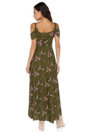 Quincey Maxi Elbise 1
