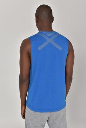 bilcee Mavi Erkek Örme Atlet Gs-1622 4