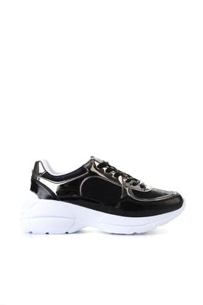 Bambi Siyah/siy.çup Kadın Sneaker L0603556109 1