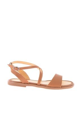 Bambi Taba Kadın Sandalet L0652071109 2