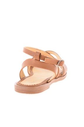 Bambi Taba Kadın Sandalet L0652071109 4