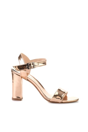 Bambi Rose Kadın Klasik Topuklu Ayakkabı K05503740039 1