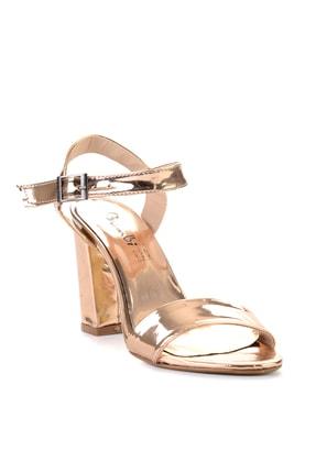 Bambi Rose Kadın Klasik Topuklu Ayakkabı K05503740039 2