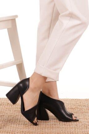 Mio Gusto Eva Siyah Topuklu Ayakkabı 2