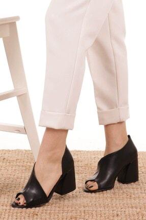 Mio Gusto Eva Siyah Topuklu Ayakkabı 3
