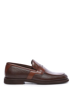 Kemal Tanca Erkek Derı Loafer Ayakkabı 183 13907 Ev Erk Ayk Sk 19-20 0
