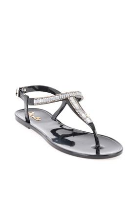 Bambi Siyah Kadın Sandalet L05000245 2