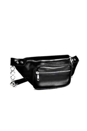 bag&more Sıyah Kadın Bel Çantası 0