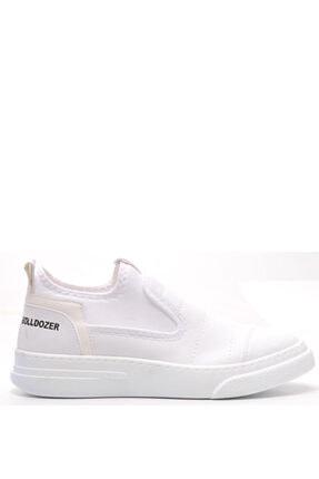 Bulldozer 201428 Beyaz Erkek Günlük Ayakkabı 1