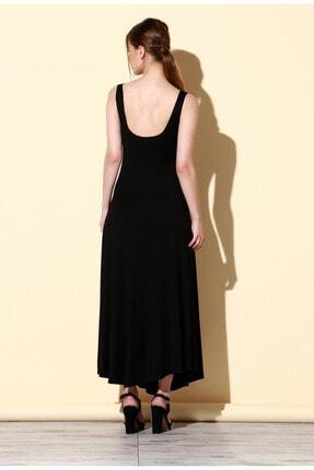Quincey Viskon Verev Elbise 1