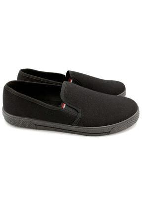 Erkek Bağcısız Bez Keten Ayakkabı EMEKS KETEN