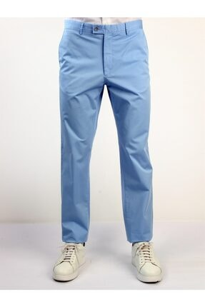 تصویر از A.mavi Büyük Beden Düz Erkek Pantolon - Battal